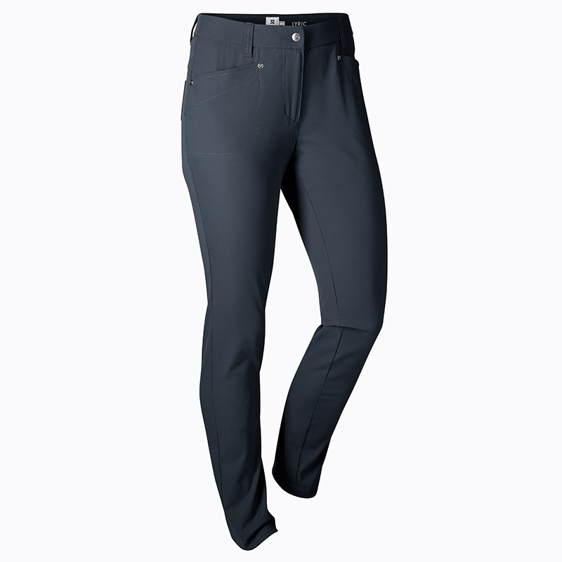 Lyric pants 32 inch, navy 001-265-590-3