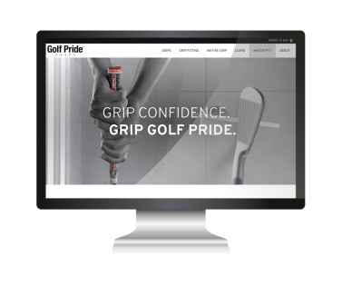 website golfpride